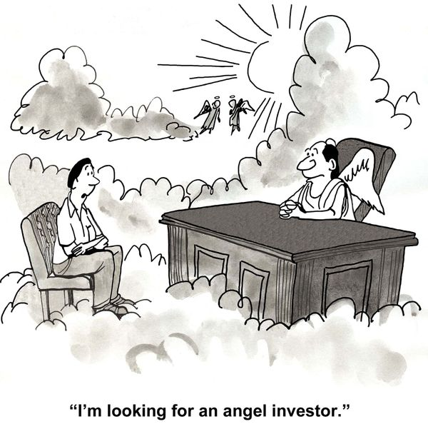 The Only 3 Questions to Ask an Angel Investor
